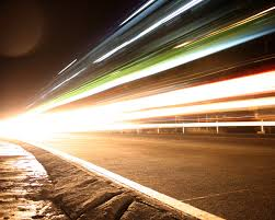 speed of the light
