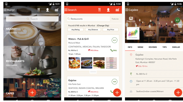 The best food ordering apps