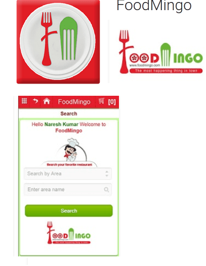 food mingo top app for food delivery