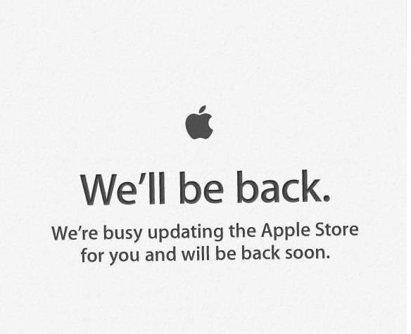 Apple is Down