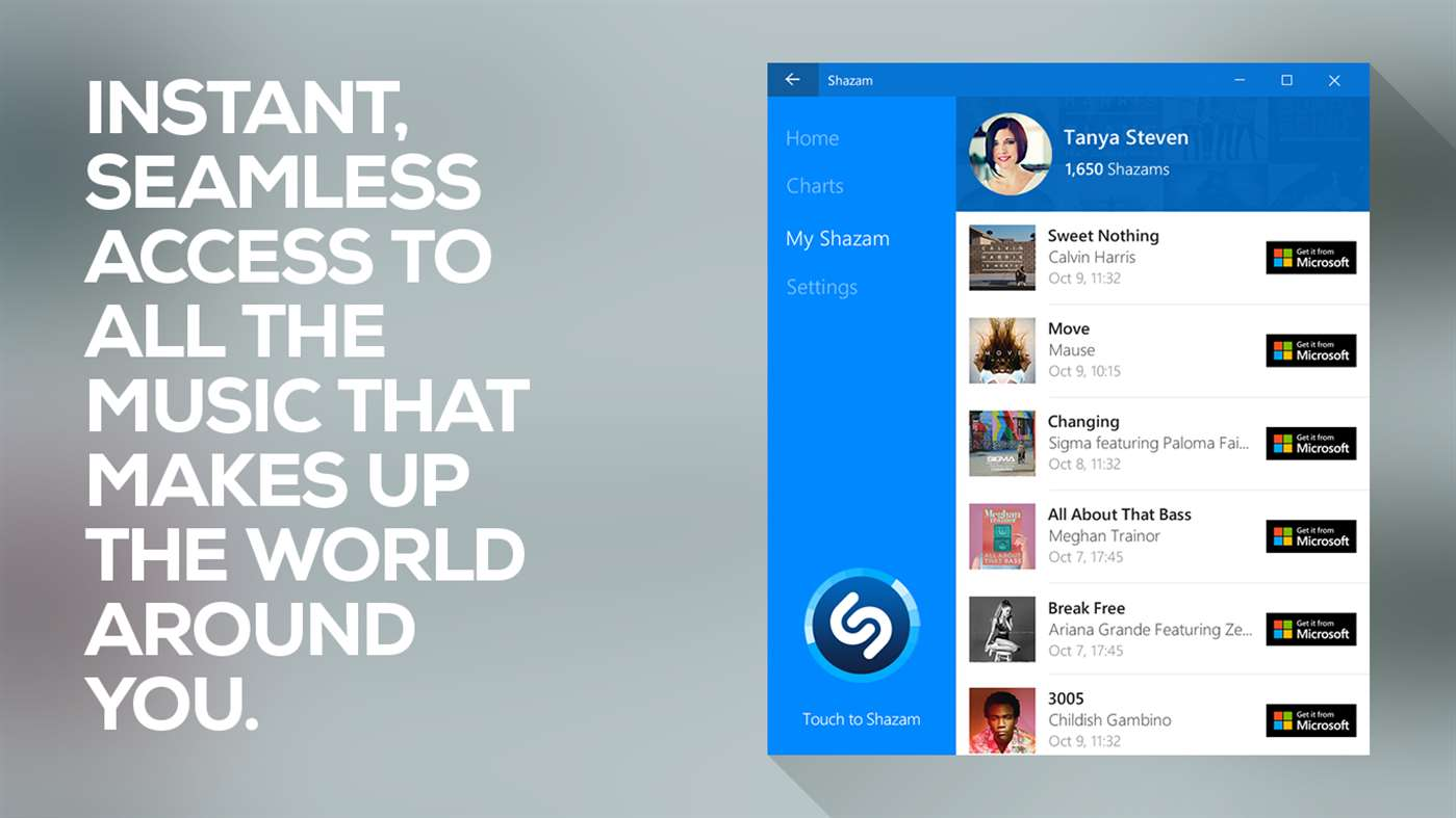 Download Shazam For PC And Its Alternatives | Windows 7,8,10 ,MAC